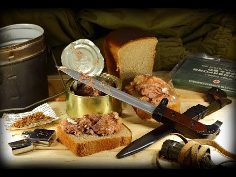Тушенка свиная в домашних условиях  ( рецепт свиной тушенки для автоклава )