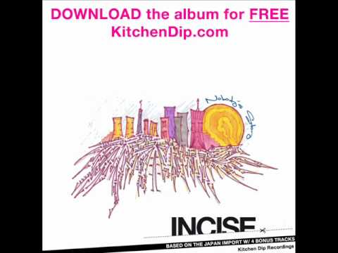 """incise - So Beautiful (feat. Poems) - """"Nobody's Story"""" LP - Kitchen Dip Recordings"""