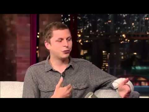 Michael Cera - Interview Letterman 2013 07 08 HQ