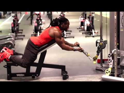 Ulisses Jr Biceps Day Workout| Multi Grip Bar Curls -  Spider Cable Curls [biceps workout Video]