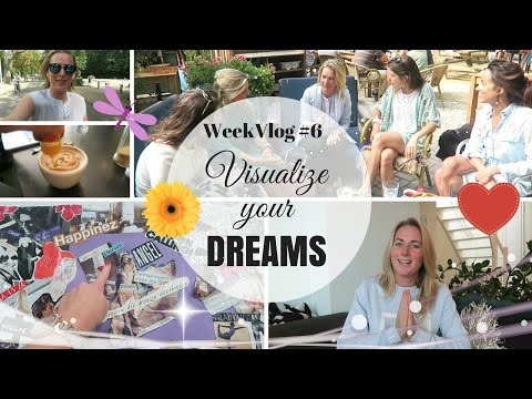 Vlog#6 How to Visualize your Dreams to make them come true?