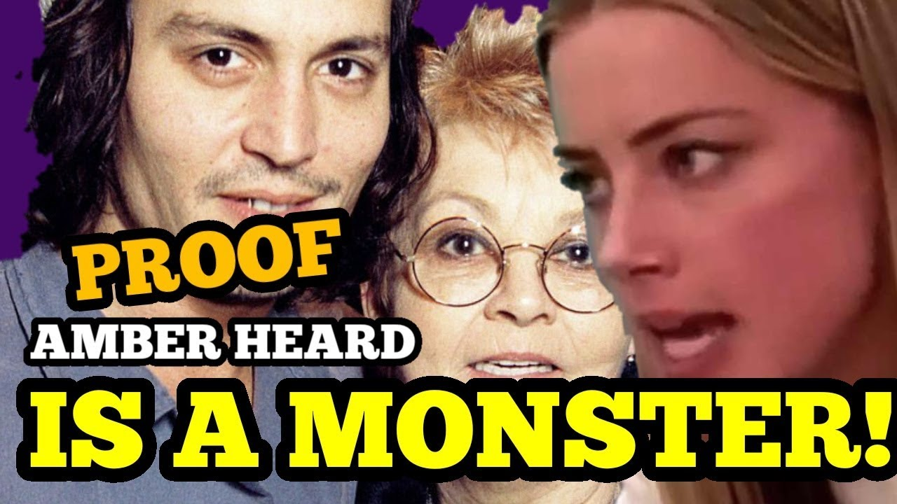 "Johnny Depp 'called himself ""the monster"" when he attacked Amber ..."