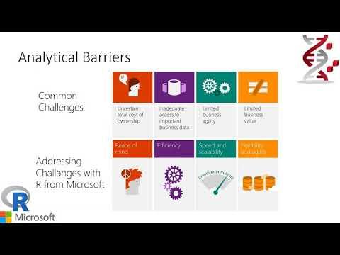 SQL Server 2016 and Microsoft R Server - YouTube