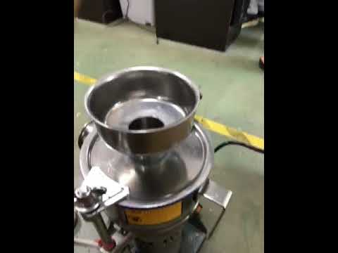 (57259 Test Video) Super Fine Automatic Continuous Feed Powder Grinder YF2-1 Pulverizer