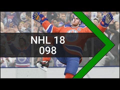 Let's Play NHL 18 [Xbox One] #098 New York Rangers vs. Ottawa Senators - Runde 3 Spiel 4