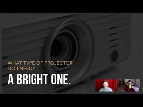 Getting Started with Projection Backdrops
