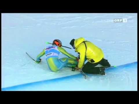 Die schlimmsten Skiunfälle der Geschichte Teil 3/The worst skiing accidents Part 3