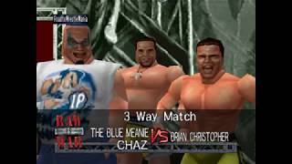 nL Live - WWF WrestleMania 2000: Road to WrestleMania Mode
