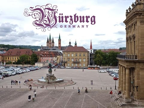 The Residence in Würzburg, Germany