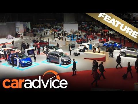 2017 Geneva Motor Show - Full walkaround experience