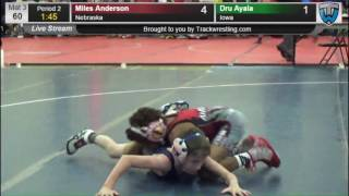 4163 Novice 60 Miles Anderson Nebraska vs Dru Ayala Iowa 7863121104