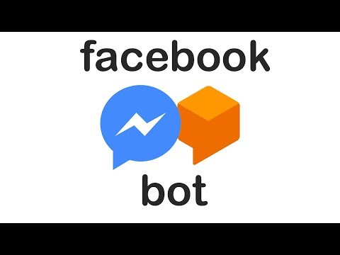 Make a Facebook Bot with Dialogflow and Firebase - YouTube