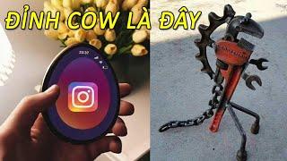 Thế Nào Là Đỉnh Cow Của Nghệ Thuật Sáng Tạo