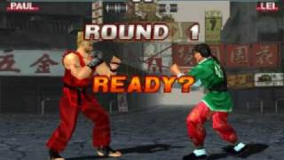 Tekken 3 Paul Playthrough thumbnail
