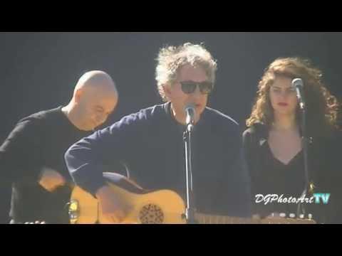 Eugenio Bennato e Pietra Montecorvino LIVE @Stadio di Castello di Cisterna 24/10/2015