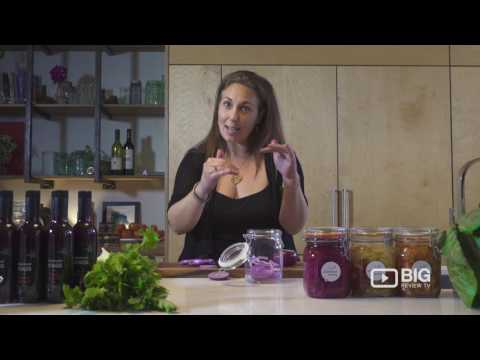 Wholefood Family for Cooking Classes - Proper Pickles Recipe