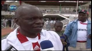 Sports: Kenya vs Sudan