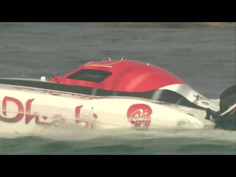 2018 UIM XCAT FUJAIRAH GP - RACE 2
