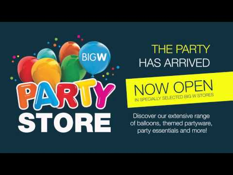 BigW Party Store