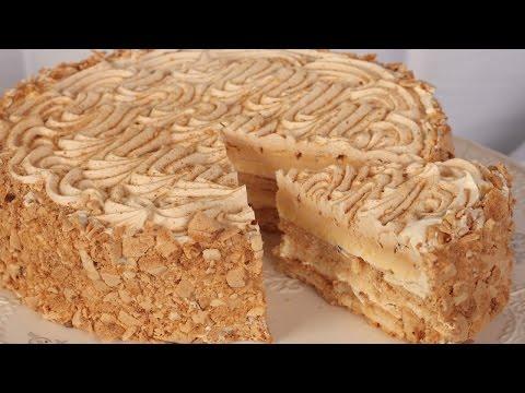 Домашний Киевский торт (рецепт киевского торта с фото)