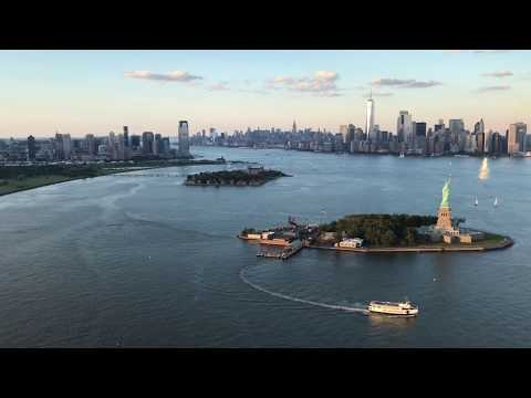 Helicopter Tour of Manhattan's Top Development Projects