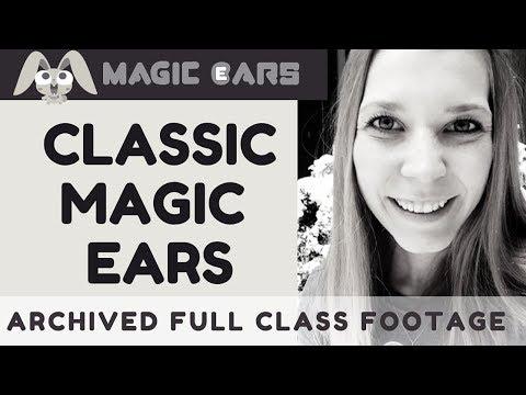Magic Ears Teaching Moments: Class footage with Teacher Mckenna
