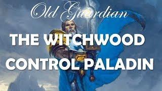 How to play Control Paladin (Hearthstone Witchwood post-nerfs deck guide)