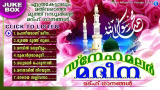 Snehamalar Madeena സ്നേഹമലർ മദീന Islamic Devotional Songs Madh Songs Malayalam