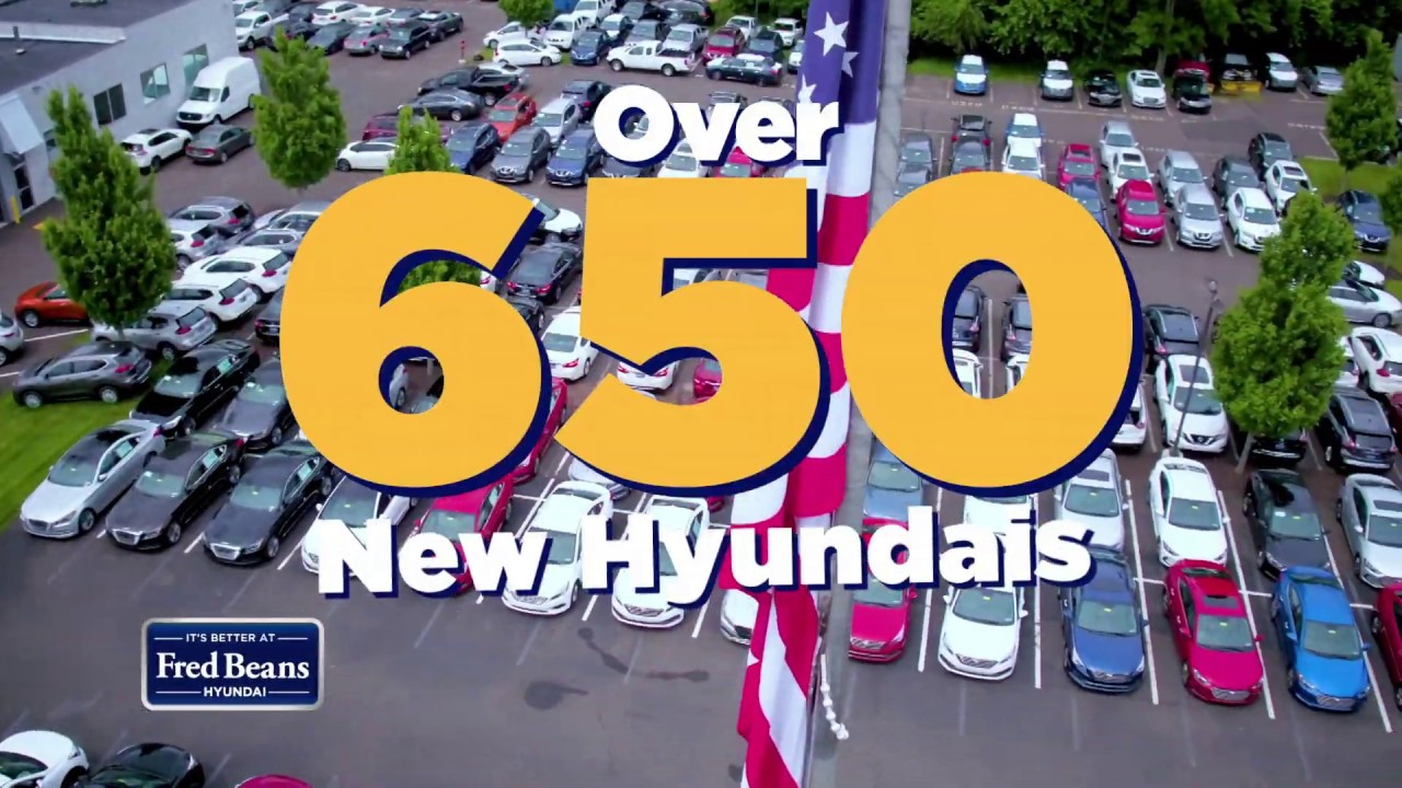 Fred Beans Doylestown Pa >> Better Selection Better Pricing Doylestown Pa Fred Beans Hyundai