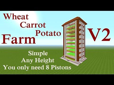 minecraft-tutorial-:-wheat-carrot-potato-farm-v2