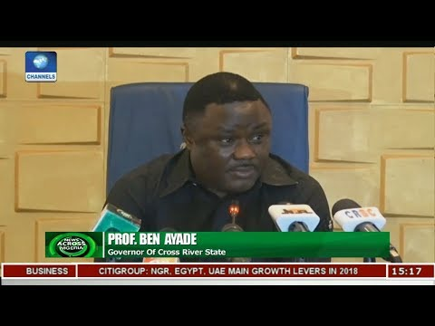Cross River-Equatorial Guinea Agree On Economic Ties | News Across Nigeria |