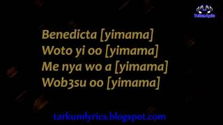 Kwadwo Nkansah Lil Win ft. Young Chorus - Mama Boss Papa (Yimama) lyric video