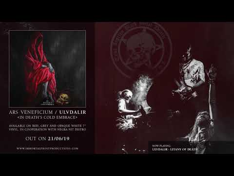 Ulvdalir - Litany of Death (Official Track Stream)