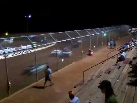 Swainsboro Raceway 8/5/17 Pure Stock
