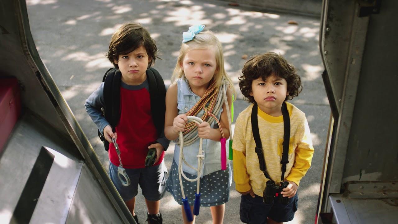 Caper Kids: The Super Bowl Ad You Never Saw