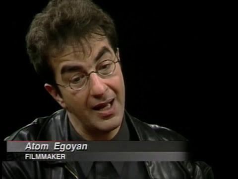 Atom Egoyan interview on Charlie Rose (1998)