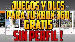 10 JUEGOS GRATIS PARA XBOX 360 SIN SER GOLD NI PERFILES LEGAL 2018