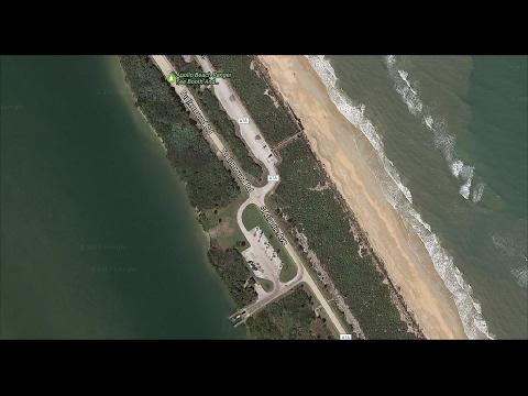 Kayak Launch Areas / Canaveral National Seashore - Florida Fish Hunter