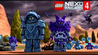 Evil Clay Tribute(Lego Nexo Knights Music Video)
