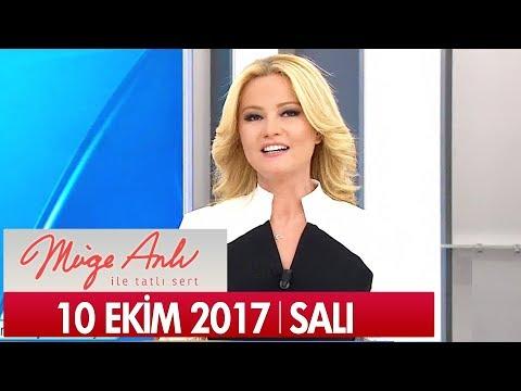 Müge Anlı ile Tatlı Sert 10 Ekim 2017 - Tek Parça