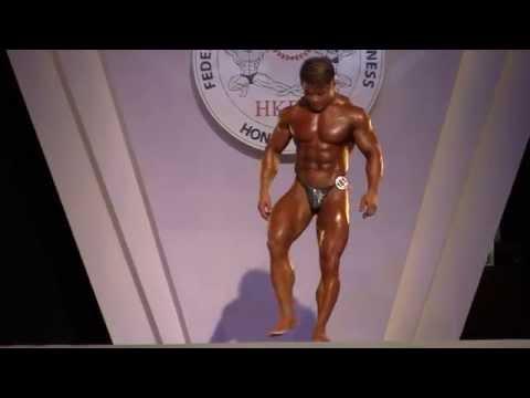 HKFBF 2014 (Masters) - Compulsory Poses (Above 40 years)