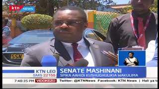 Wabunge la Senati wamezuru mji wa Eldoret