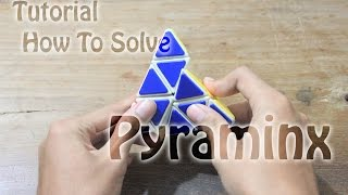 tutorial pyraminx bahasa indonesia