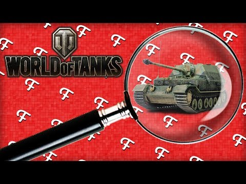 World Of Tanks: THE SMALLEST TANK CHALLENGE!! (Comedy Gaming)
