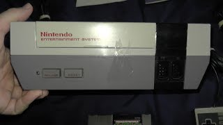 ebay sale nintendo nes systems games accessories for auction