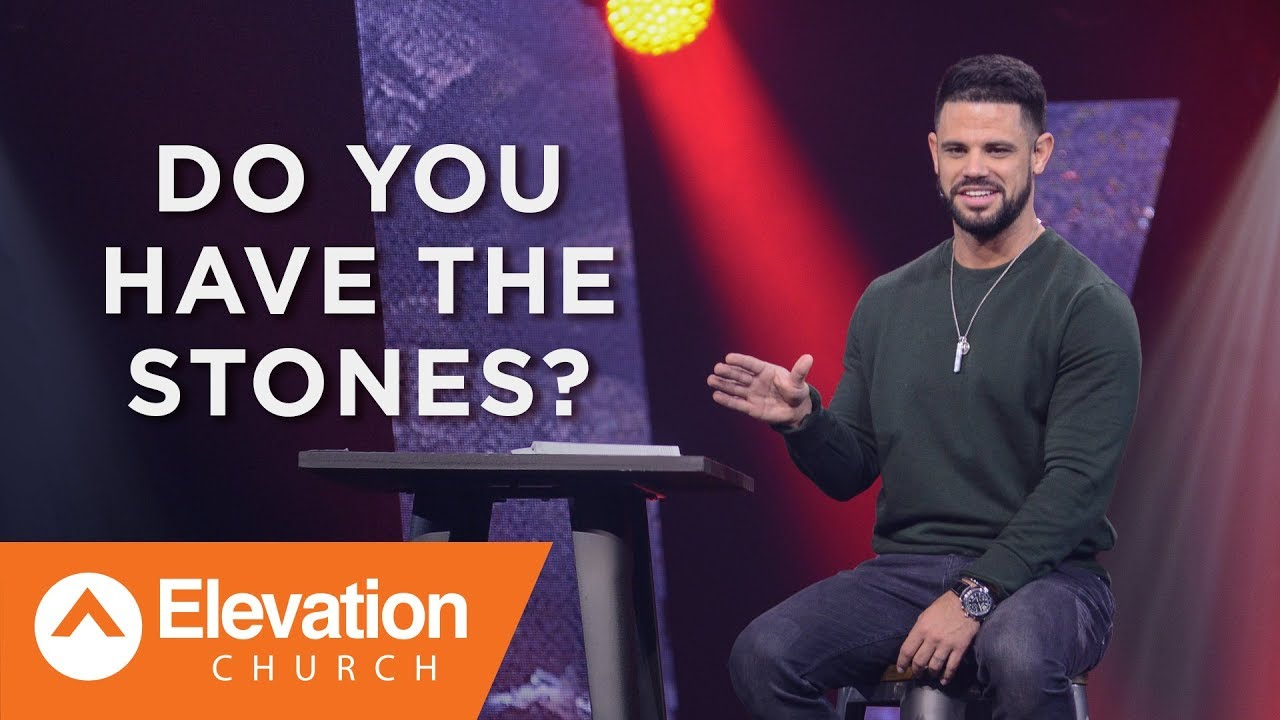 Do You Have The Stones? | Waymaker | Pastor Steven Furtick