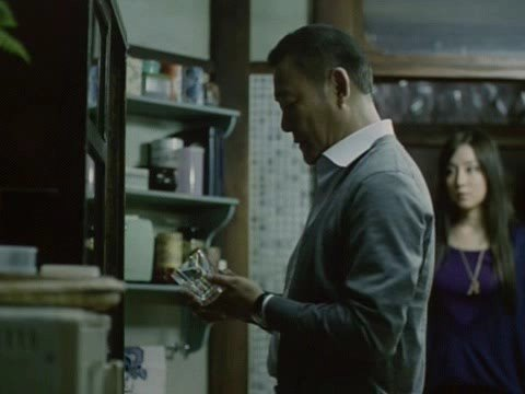 Kase Ryo: Suntory Old Whisky - 娘の相手 CM