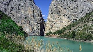 Caminito del Rey en España: ¿el sendero más peligroso del mundo?