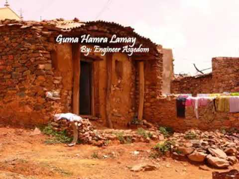 Eritrean old music by engineer asgedom Guma hamra lamey