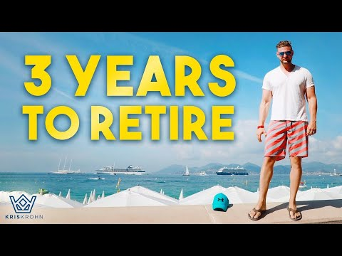 Retire in 3 Years with Real Estate